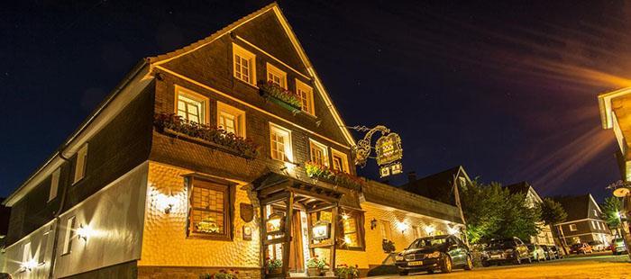 Hotel Restaurant Feste Neustadt