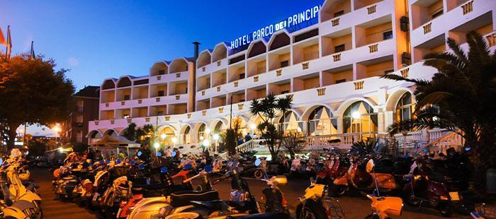 Parco Hotel Nacht