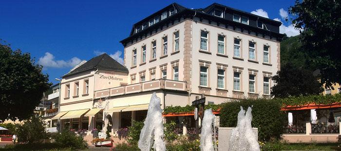 Zwei Mohren Hotel2