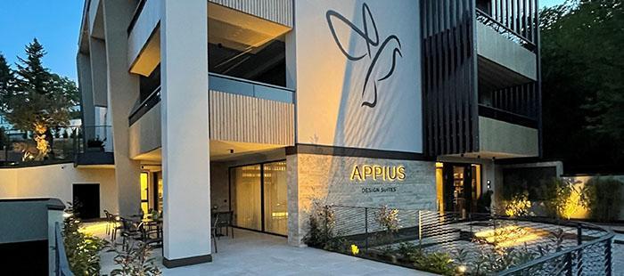 Appius Hotel Abend