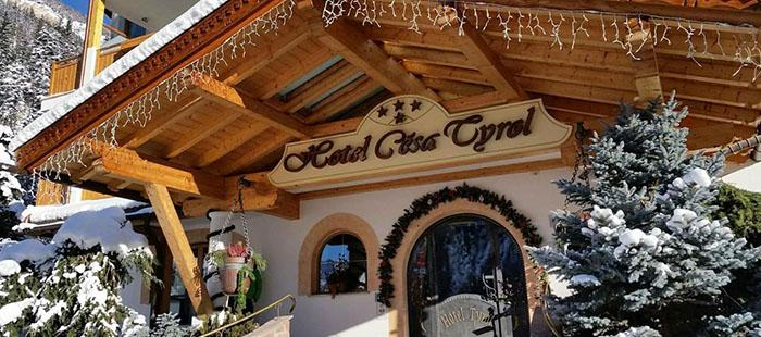 Cesa Hotel Winter