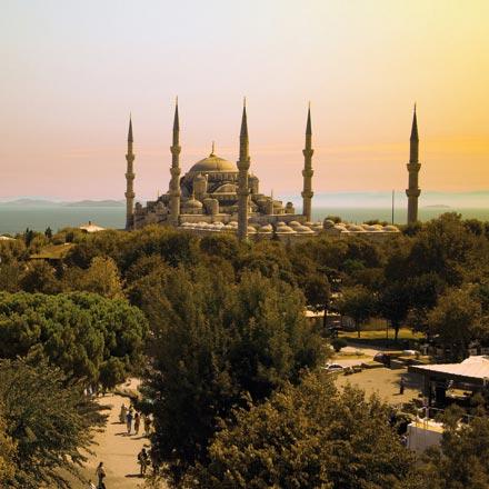 Urlaubsgutscheine für Ihre Städtereise nach Istanbul