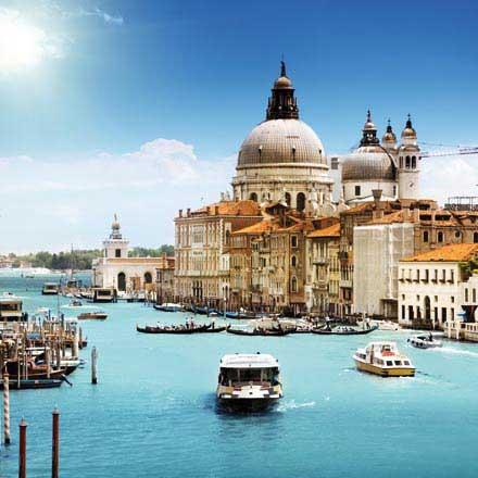 Urlaubsgutscheine für Ihre Städtereise nach Venedig