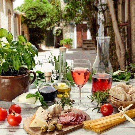 Urlaubsgutscheine für Ihren Genussurlaub in Italien