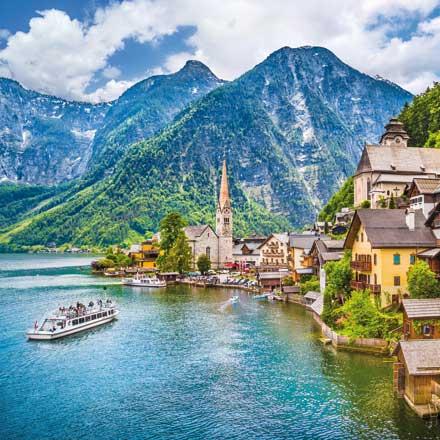 Urlaubsgutscheine für Ihren Kurzurlaub in Oberösterreich