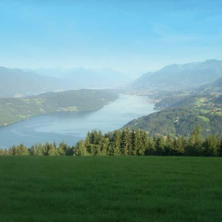 Urlaubsgutscheine für Ihren Urlaub in Kärnten