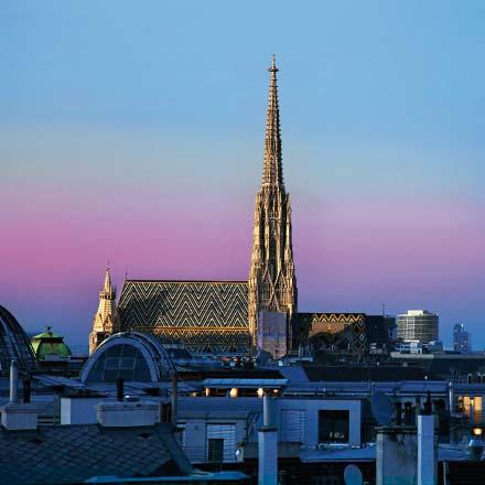 Urlaubsgutscheine für Ihren Kurzurlaub in Wien