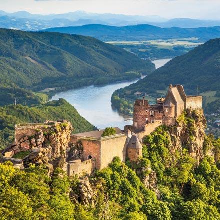 Urlaubsgutscheine für Ihren Wanderurlaub in Niederösterreich