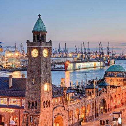 Urlaubsgutscheine für Ihre Städtereise nach Hamburg