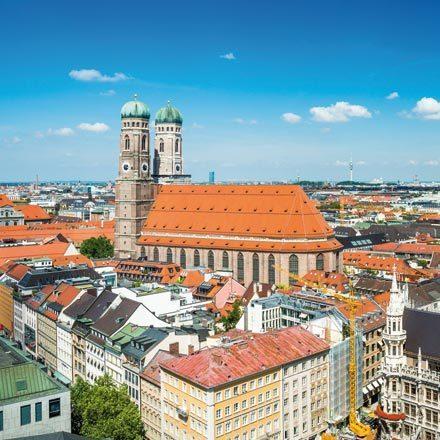 Urlaubsgutscheine für Ihre Städtereise nach München