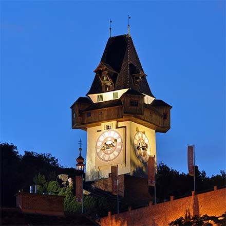 Urlaubsgutscheine für Ihre Städtereise nach Graz